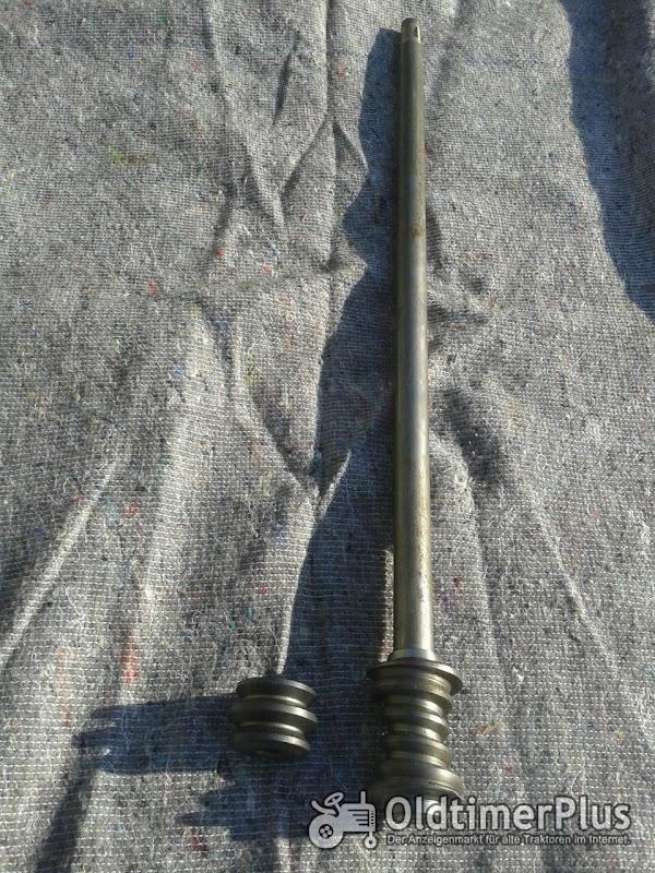 MAN 4R2 A25A B18a 4S22 B45 Lenkspindel und Lenkrolle Foto 1