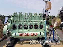Buckau R. Wolf Magdeburg-Buckau Histor. Buckau Wolf Sammler Schiffsmotor top Schiffsdiesel SKL