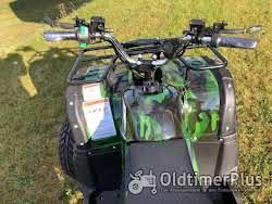 Elektro Quad 2000 Watt ABVERKAUF-SONDERPREIS Foto 4