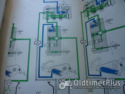 Werkstatt Handbuch Nr. 7132 für John Deere Lanz Dieselschlepper Foto 5