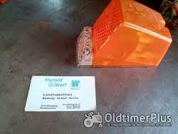 MERCEDES BENZ MB TRAC und UNIMOG Blink Positionsleuchte Foto 5