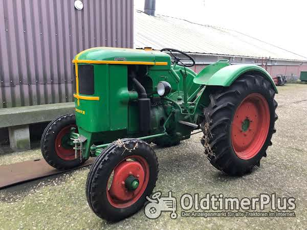 Deutz Tractor Dutch 1952 stompkop F1 514/51 Foto 1