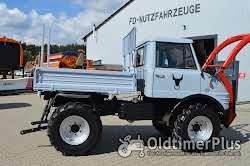 Mercedes Unimog 421 Agrar, viele Extras Foto 6