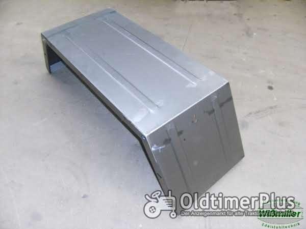 MB Trac 1000 1100 (700 800 900) Kotflügel hinten links oder rechts Foto 1
