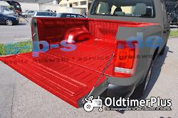 Herculiner Beschichtung für Nutzfahrzeuge Traktoren Oldtimer Landtechnik rot 3,69 Liter set Foto 2