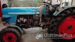 Eicher 3009 Schnellgang, 3-Zylinder Eicher-Motor, Seitenschaltung!! Foto 2