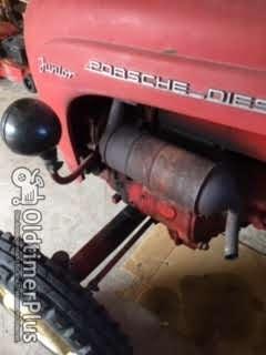 Porsche Diesel junior Foto 2