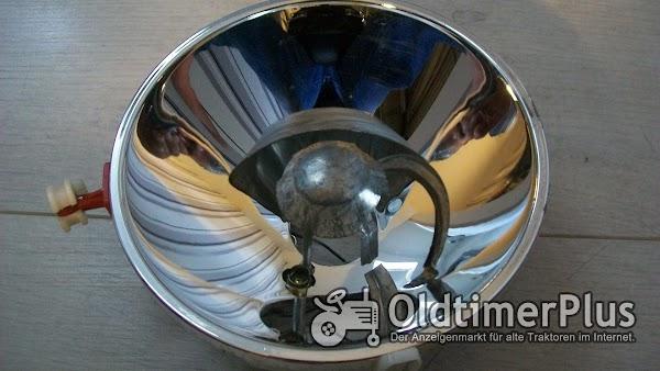 Hella 9 DR 118 536-00 4W H4 Reflektor neu Foto 1