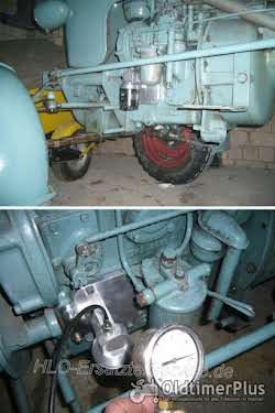Eicher Motor EDK EDK2 EDK3 EDK1 Ölfilter Adapter Umbausatz Ölfilterumbausatz Foto 4