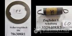 IHC Ersatzteile, Schlepperteile, Sortiment B Foto 11