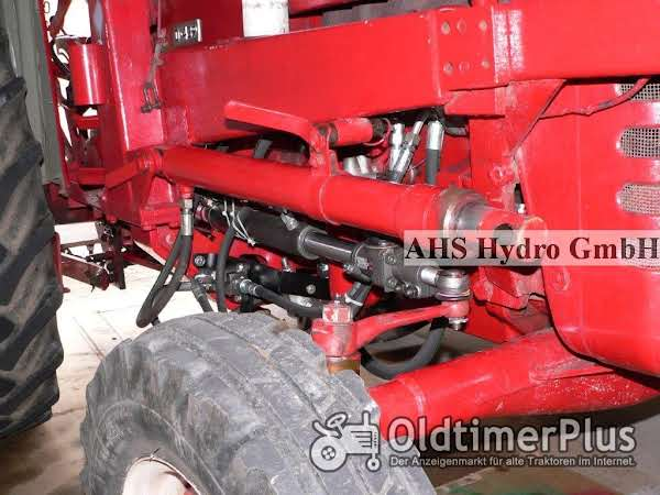 Original Calzoni Rcd. Hydraulische Lenkung IHC Mc Cormick Modelle Foto 1