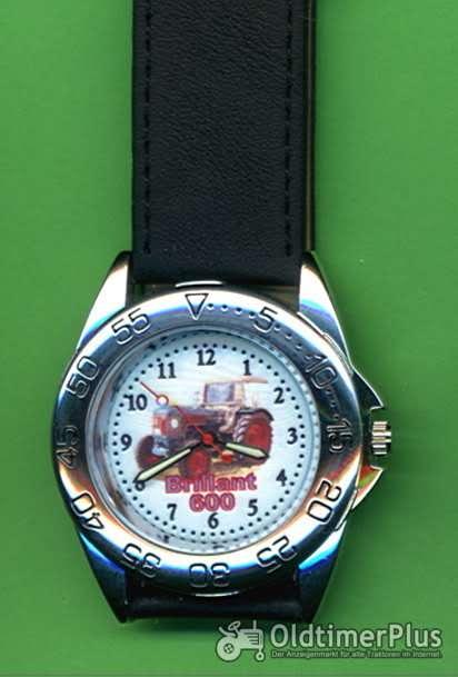 Hanomag Brillant 600  Armbanduhr Foto 1