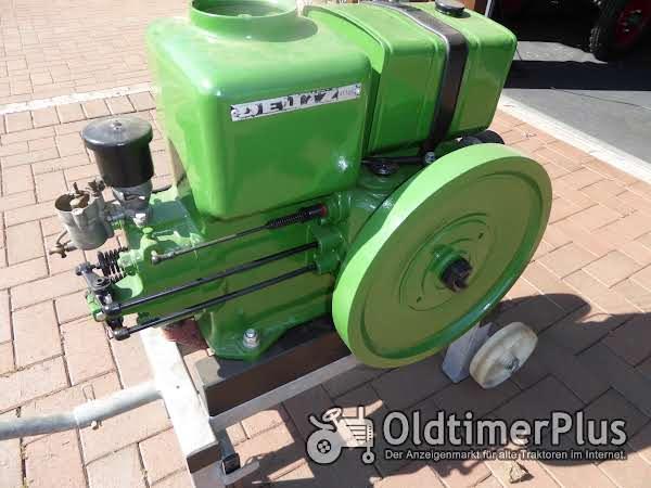 Deutz Standmotor MA 711 (Benziner) Foto 1