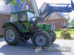 Deutz DX 4.30+ Frontlader