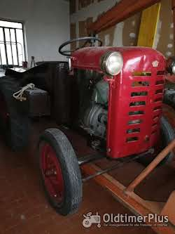 Automobile Trattorino epoca Argo