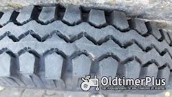Heidenau 23x5 2x Reifen 23x5 auf Felge für 11er Deutz nicht orginal! Foto 3