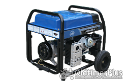 E-Start Benzin Stromerzeuger LZ6500E 6,8 KW Generator Neuware OVP Foto 2
