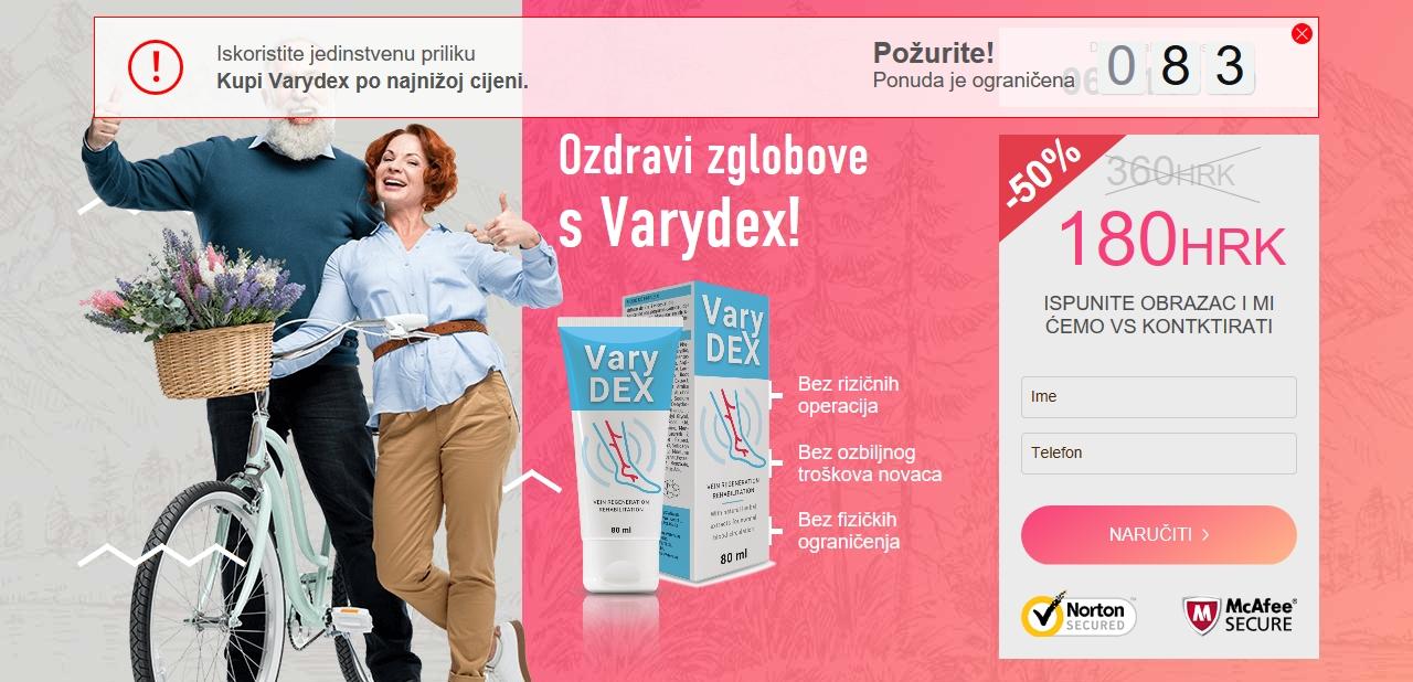 Gdje kupiti Varydex