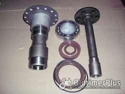 Fendt Farmer Favorit Xylon Turbokupplung, Hohlwelle, Antriebswelle, Getriebewelle
