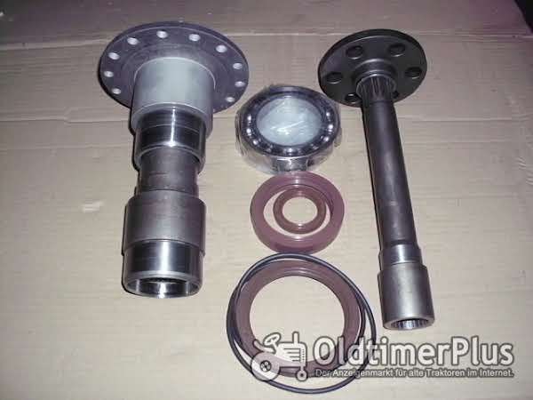 Fendt Farmer Favorit Xylon Turbokupplung, Hohlwelle, Antriebswelle, Getriebewelle Foto 1