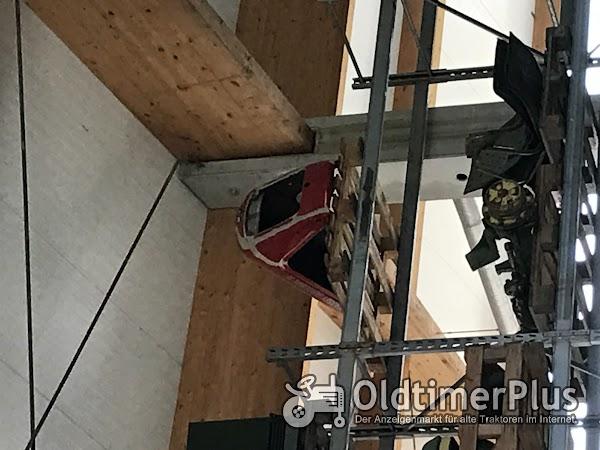 Massey Ferguson Motorhaube für MF 35 Foto 1