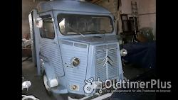 Citroen HY Oldtimer Zum Streetfood umbauen Foto 4