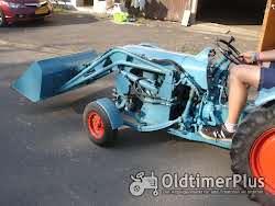 Eicher Smalspur Weinberg traktor Foto 7