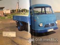 Borgward Pritsche B 611 Foto 2