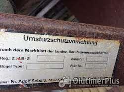 Porsche diesel Junior Foto 3