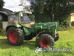 Fendt Farmer 3S-Allrad-Frontlader Foto 3