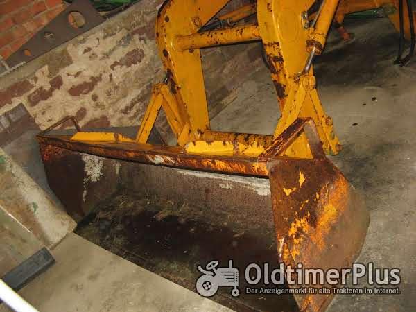 Unimog 406 Unimog Frontlader Foto 1
