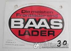 Baas Trima, Frontlader, Ersatzteile Foto 13
