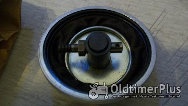 Bosch 1420503912 EPME 17 P 103 Z Ziegenfellmembrane für Einspritzpumpe Foto 1