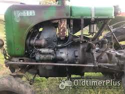 Steyr 80s(Schmalspurschlepper) Foto 9