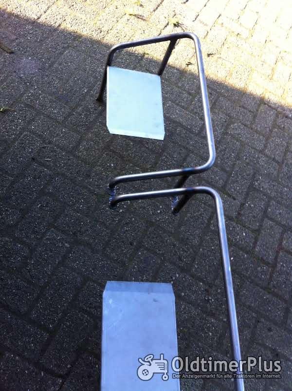 Fendt  Fix 1, 2 und 3 Beifahrersitz linker oder rechterseite Foto 1