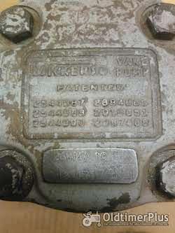 Hydraulikpumpe Ölmotor Foto 7