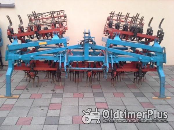 Schmotzer Neuwertige Saatbeet - Kombination mit 5 Meter Arbeitsbreite Foto 1