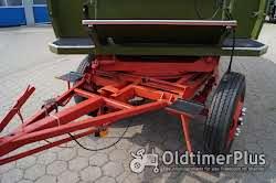 Eisenwerk Grümer Planwagen - Anhänger – Einzelstück – Typ DB 8000 – DB 80 Foto 5
