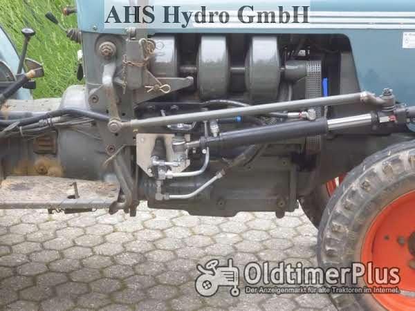 Calzoni Rcd. Hydraulische Lenkung  Eicher Traktoren Foto 1