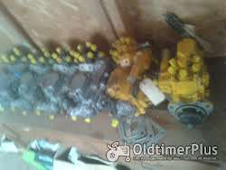 Allis Chalmers American Bosch Pumpe  6 zyl.