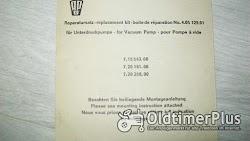Mercedes Benz Rep.Satz Vacuumpumpe Unterdruckpumpe Membran W115 W123 Foto 3