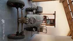 Eicher EKL11 Oldtimer Bulldog(Traktor,Schlepper)Top-Originalzustand!