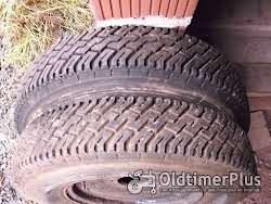 """Für Jeep Willys Overland M38A1 4 Winterräder auf Felgen """"r2d2"""" Foto 3"""