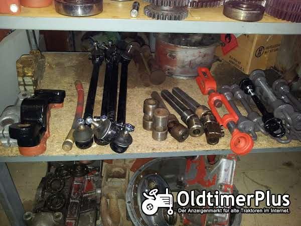 Fortschritt RS09 GT124 und T157 Ersatzteile Foto 1