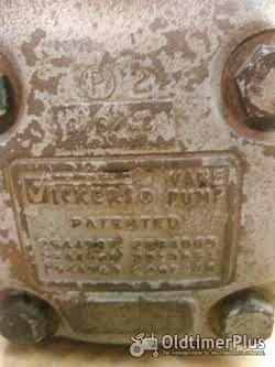 Hydraulikpumpe Ölmotor Foto 2