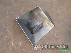 MB Trac 1100 1300 1500 Kotflügelsatz (3-stufig) Foto 11