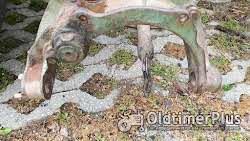 Bautz AS 120 mit Mähwerk und Transportkiste Foto 3