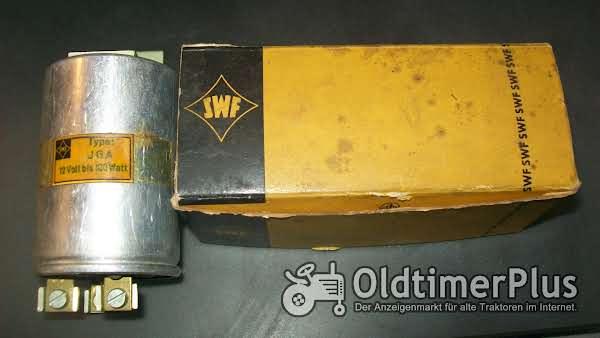 SWF Impulsgeber Type JGA 12Volt bis 100 Watt für das Blinkhupen neu Foto 1