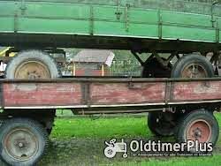 diverse Traktoranhänger Foto 2