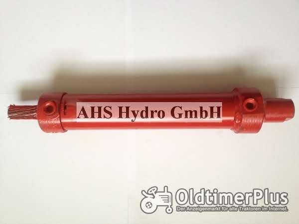 Calzoni Rcd. Ognibene Case IH IHC Lenkzylinder Case IH IHC Lenkzylinder Foto 1